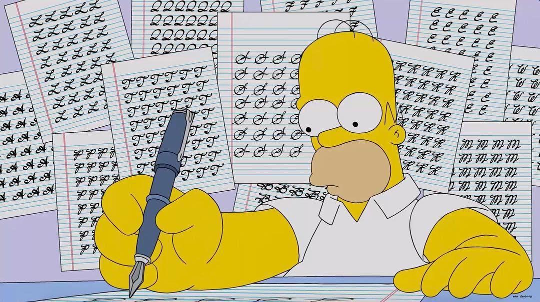 @thesimpsons #Simpson #Simpsons #drole #Fun (avec images) | Simpsons