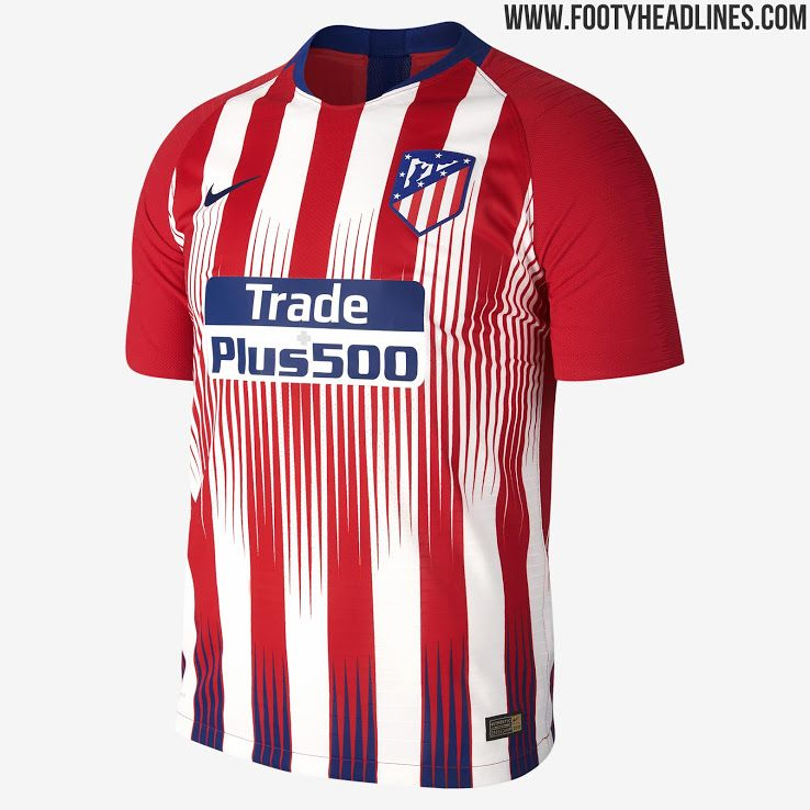 Atletico Madrid 18-19 Home Kit Released - Footy Headlines  d5303bb46