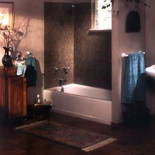 Tubcove Seattle Cultured Marble Bath Tub Surrounds Shower Remodel Bathroom Tub Shower Tub