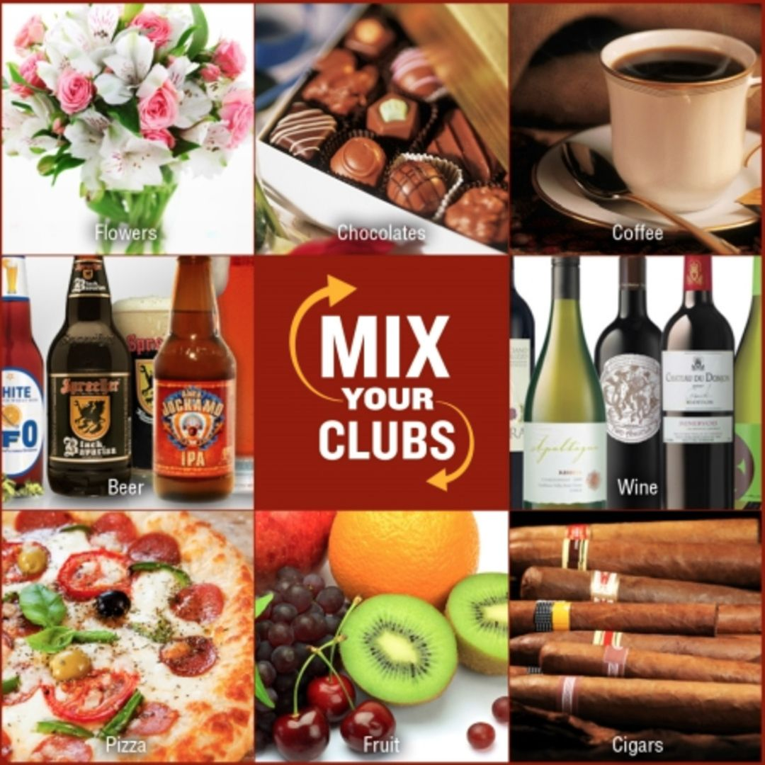 Flower Of The Month Club Fruit Gifts Coffee Gifts Fruit Pizza