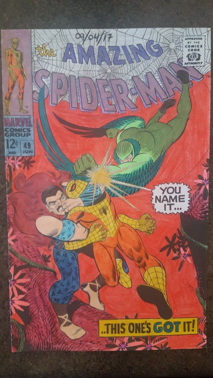 Spider Man The Vulture And Kraven Marvel Color Your Own Coloring Page Marvel Coloring Marvel Comics Comics