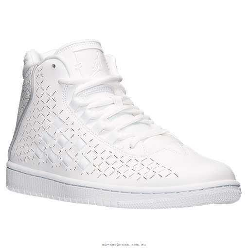 7269173b71586 Brand New ! Mens Jordan illusion 705141-101 White White-Wolf Grey ...