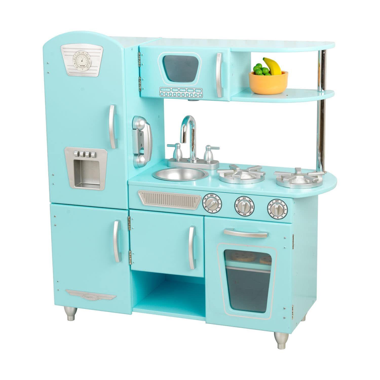 KidKraft Blue Vintage Kitchen   Overstock.com Shopping - The Best ...