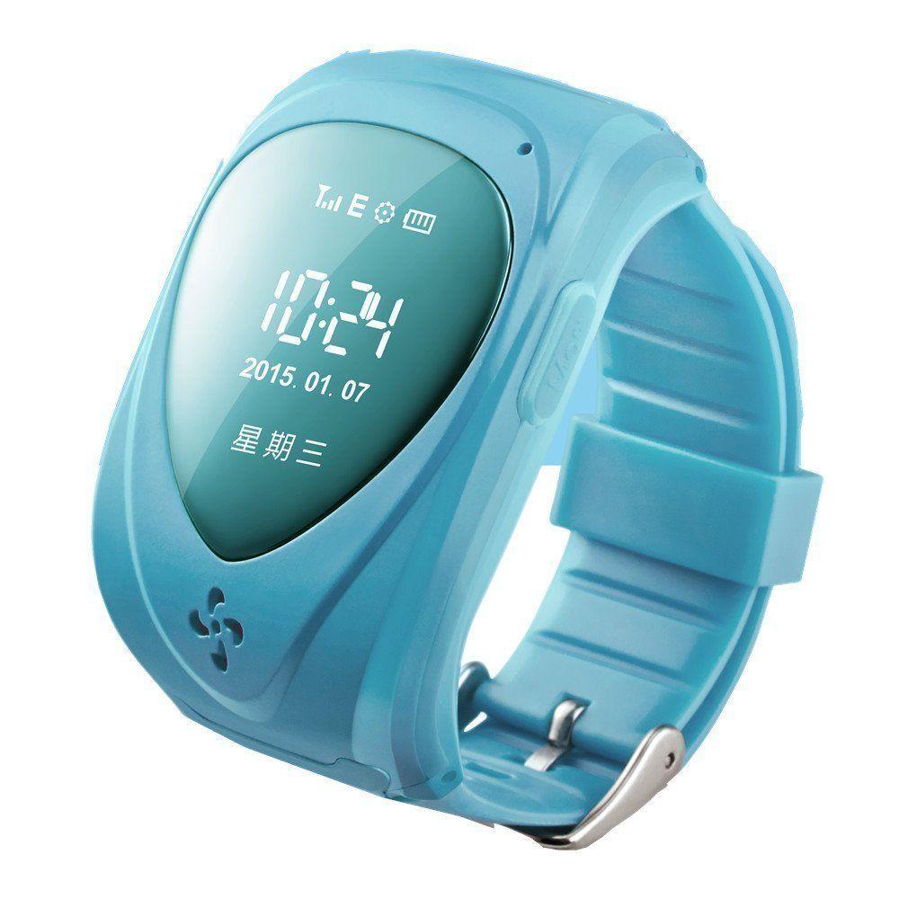 Gogo First Waterproof Smartwatch Gps tracker watch
