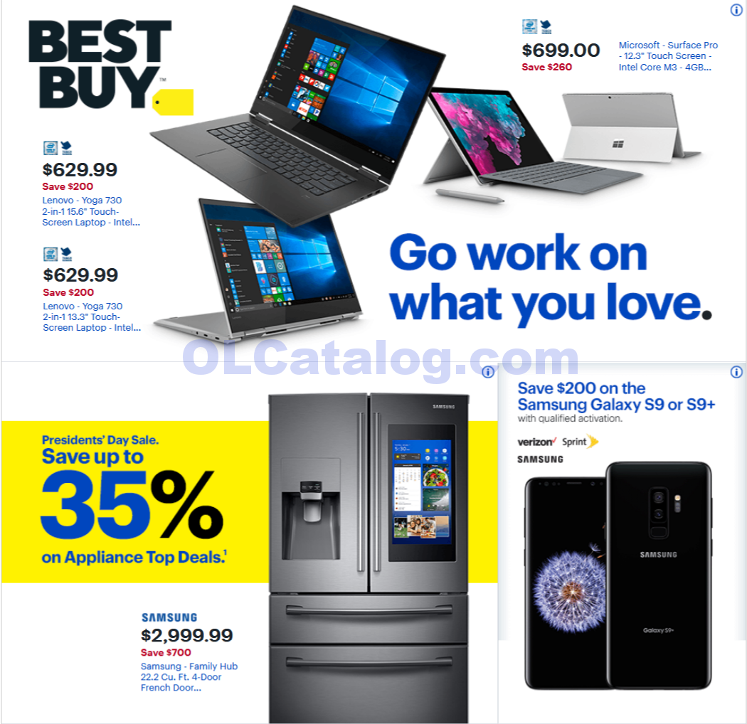 Best Buy Weekly Ad February 17 23 2019 Do You Know What S In And What S Hot In The Best Buy For This Week If You Haven Cool Things To Buy Ads Weekly Ads