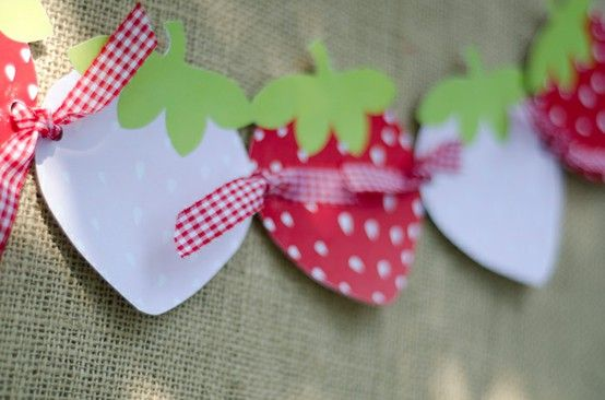 Frost Your Party: Strawberry Party Decorations