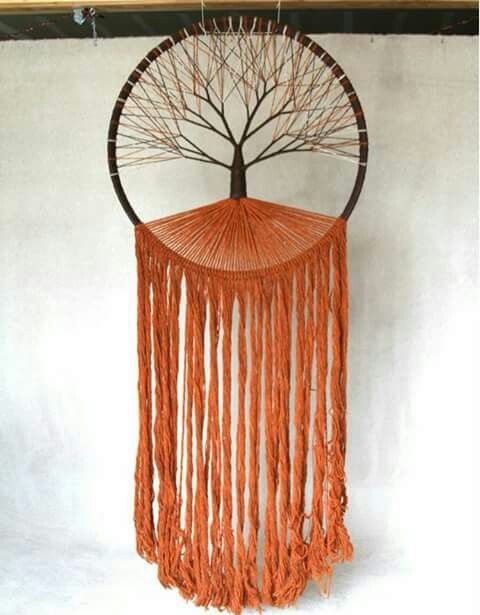 Tree dreamcatcher