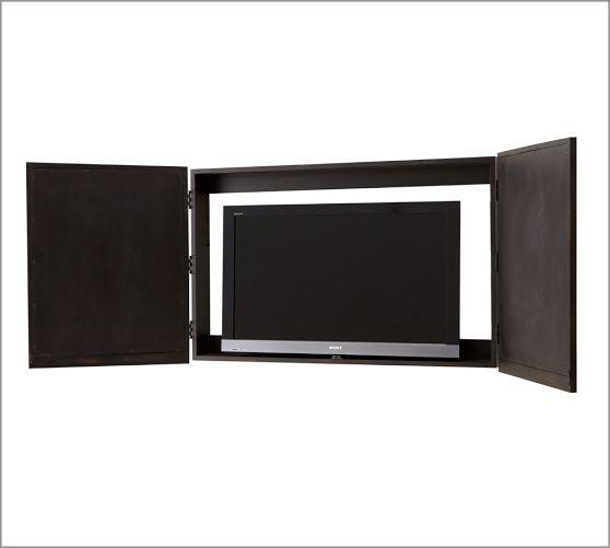 Mirror Cabinet Media Solution Wall Mounted Tv Mirror