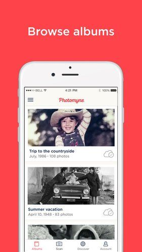 Photo Scanner Plus App for iPhone Free Download Photo