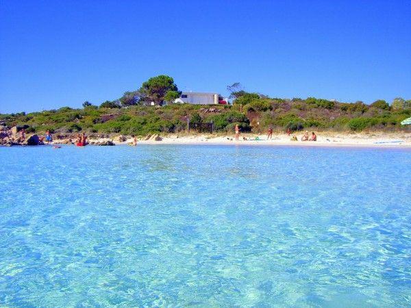 Punta Tronfino Spiaggia In Sardegna Mappa Beachoo Spiaggia
