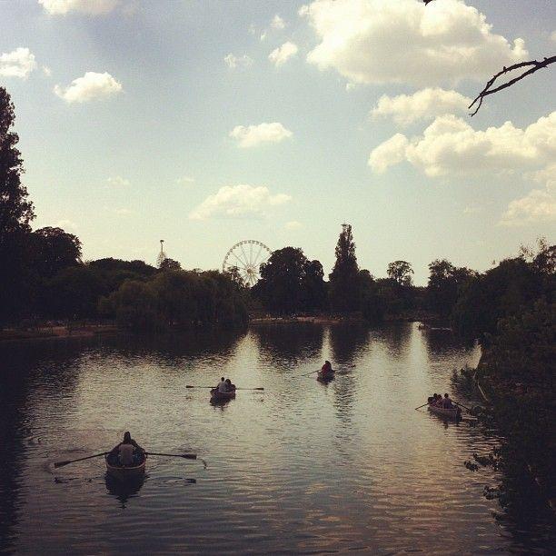 La lac de daumesnil