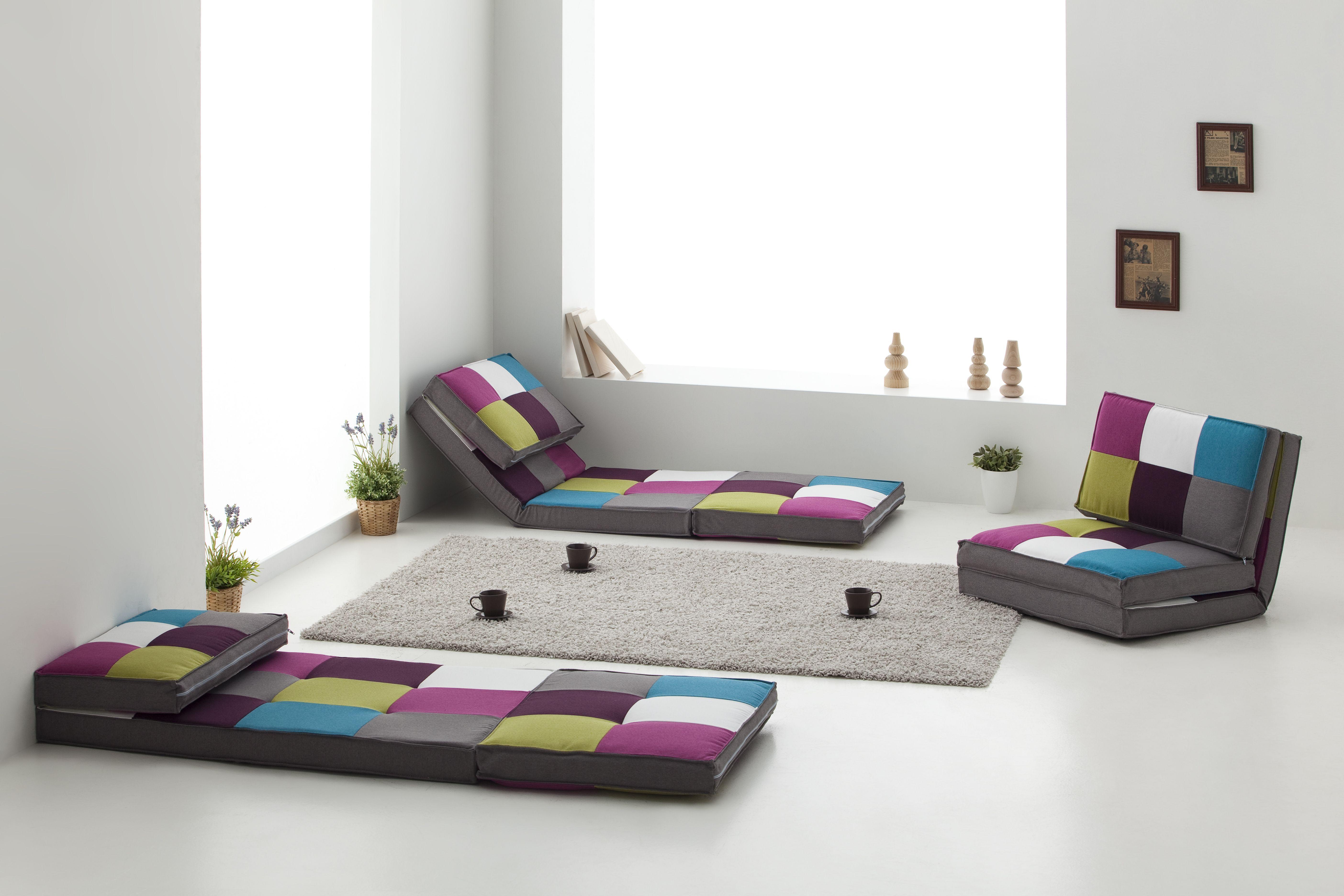 Sof cama barato Magic Pinterest Fabric chairs Ana white and