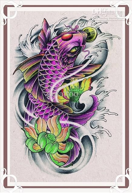 Pin By Tony Nucklez On Tattoo Idea S Koi Tattoo Design Koi Dragon Tattoo Koi Tattoo