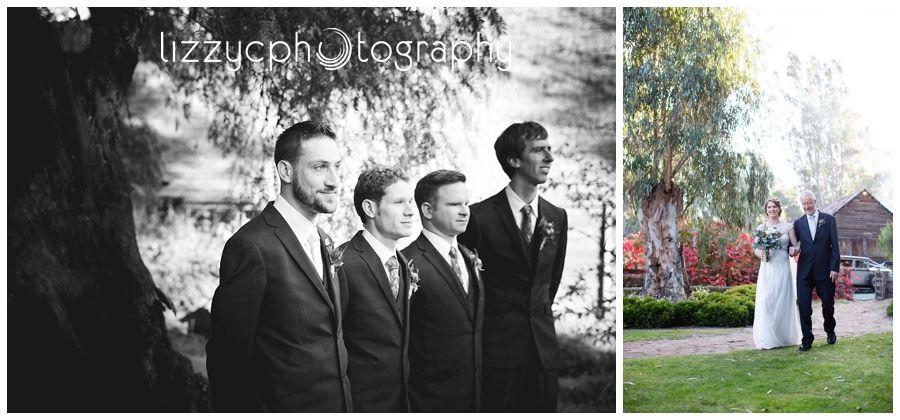 emu_bottom_homestead_wedding Garden wedding under the big tree