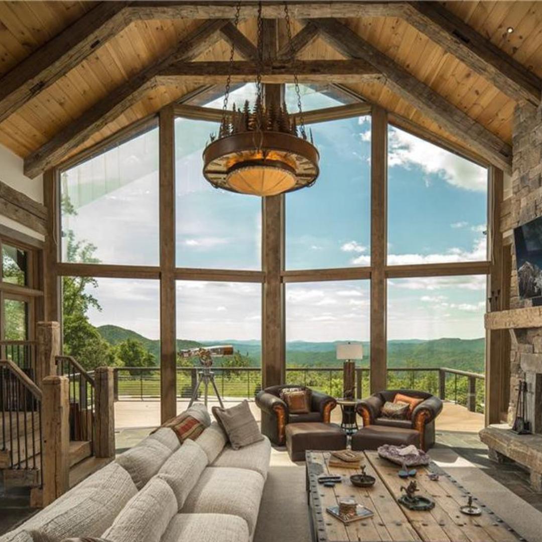 Boone, NC, Mountain Manor