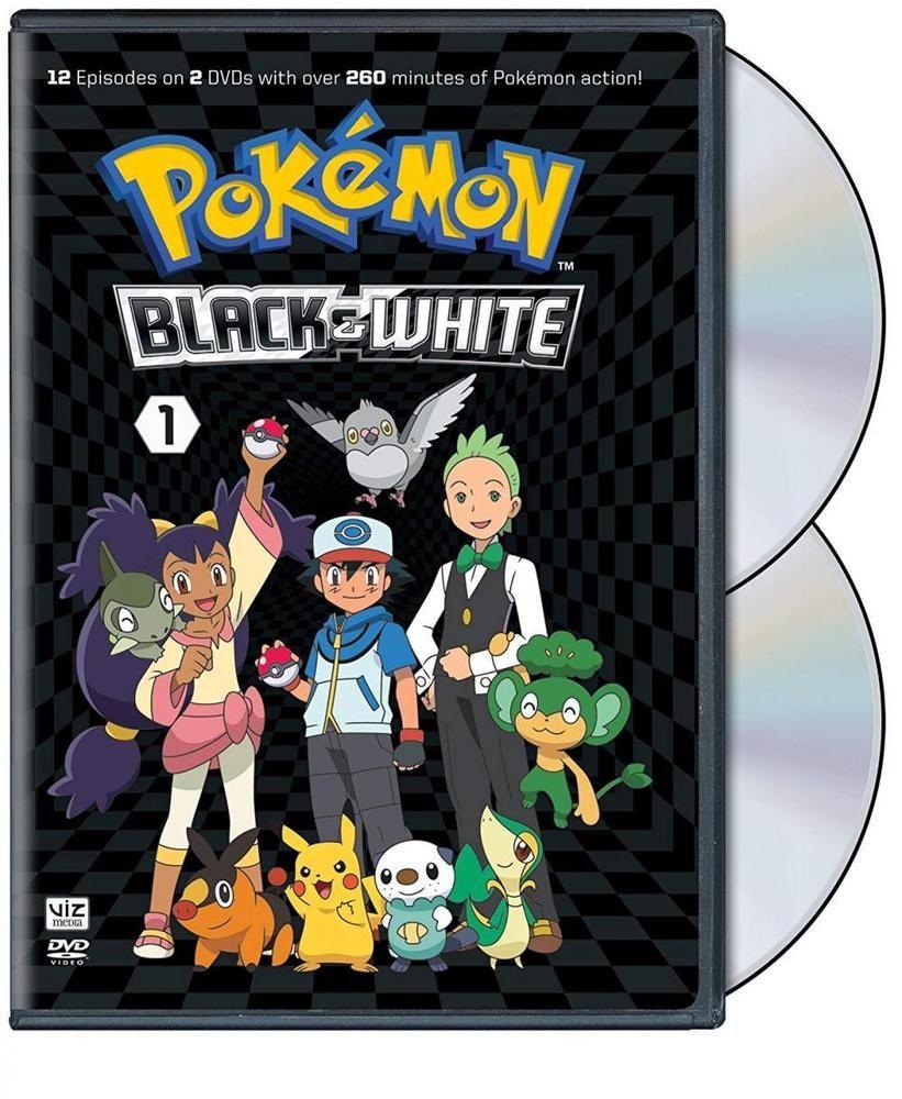 Pokémon Black and White Set 1 fashion clothing shoes