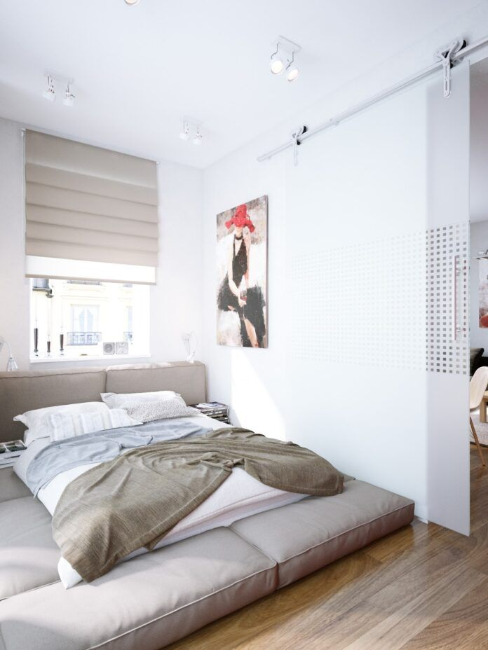 Photo of 20 Cool Ways to Make a Small Bedroom Look Bigger