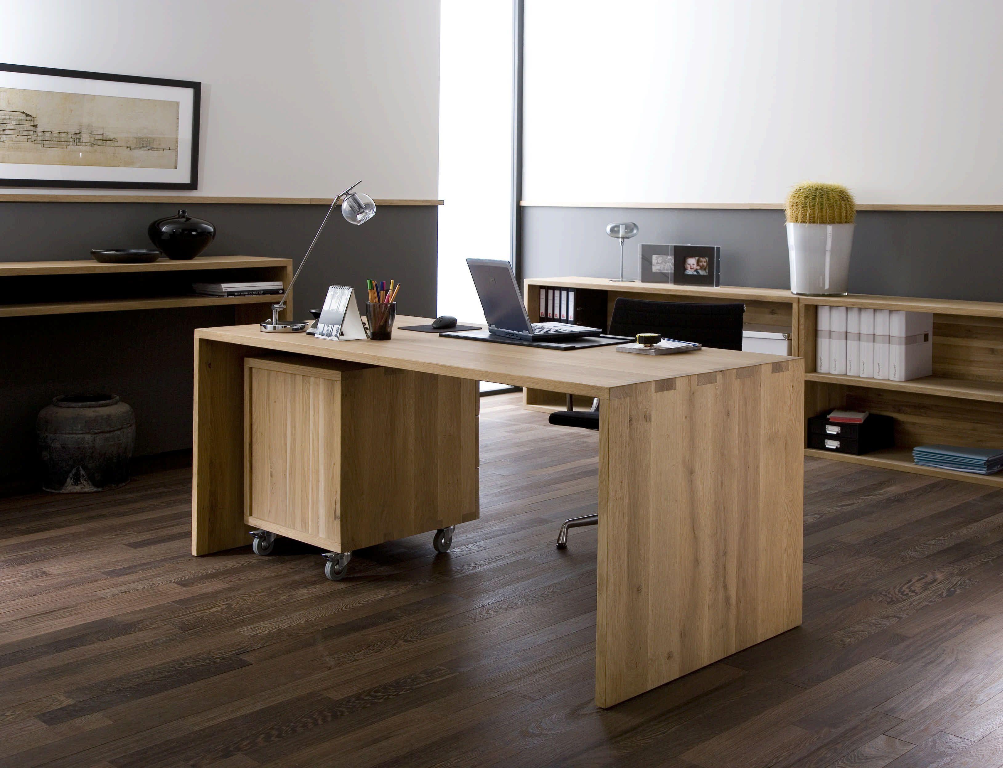 Ethnicraft Office U Table Interieur Meubel Ideeen Meubels
