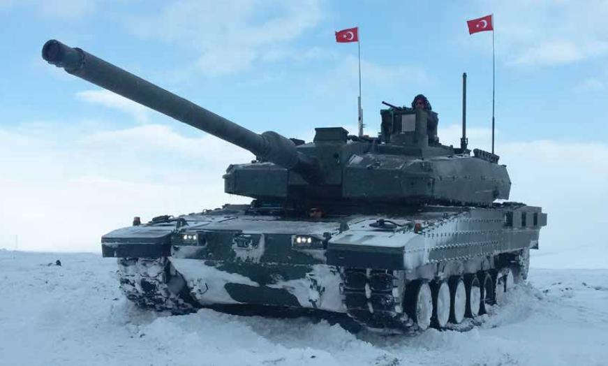 Altay Tankinin Son Hali World Of Tanks Tank Askeri