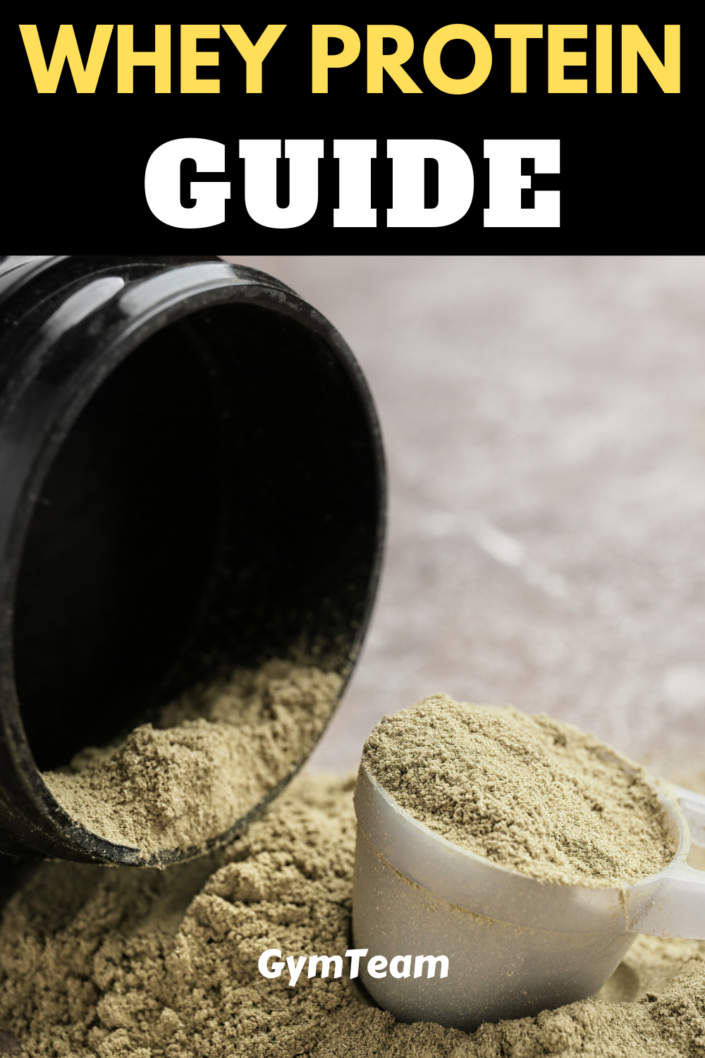 Whey Protein Guide | check our whey protein guide to find out what are the benefits of the most popu...