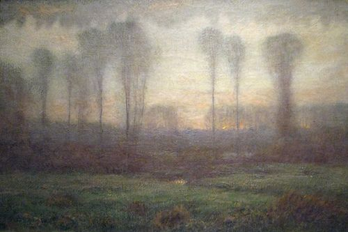 Before Sunrise, Dwight William Tryon