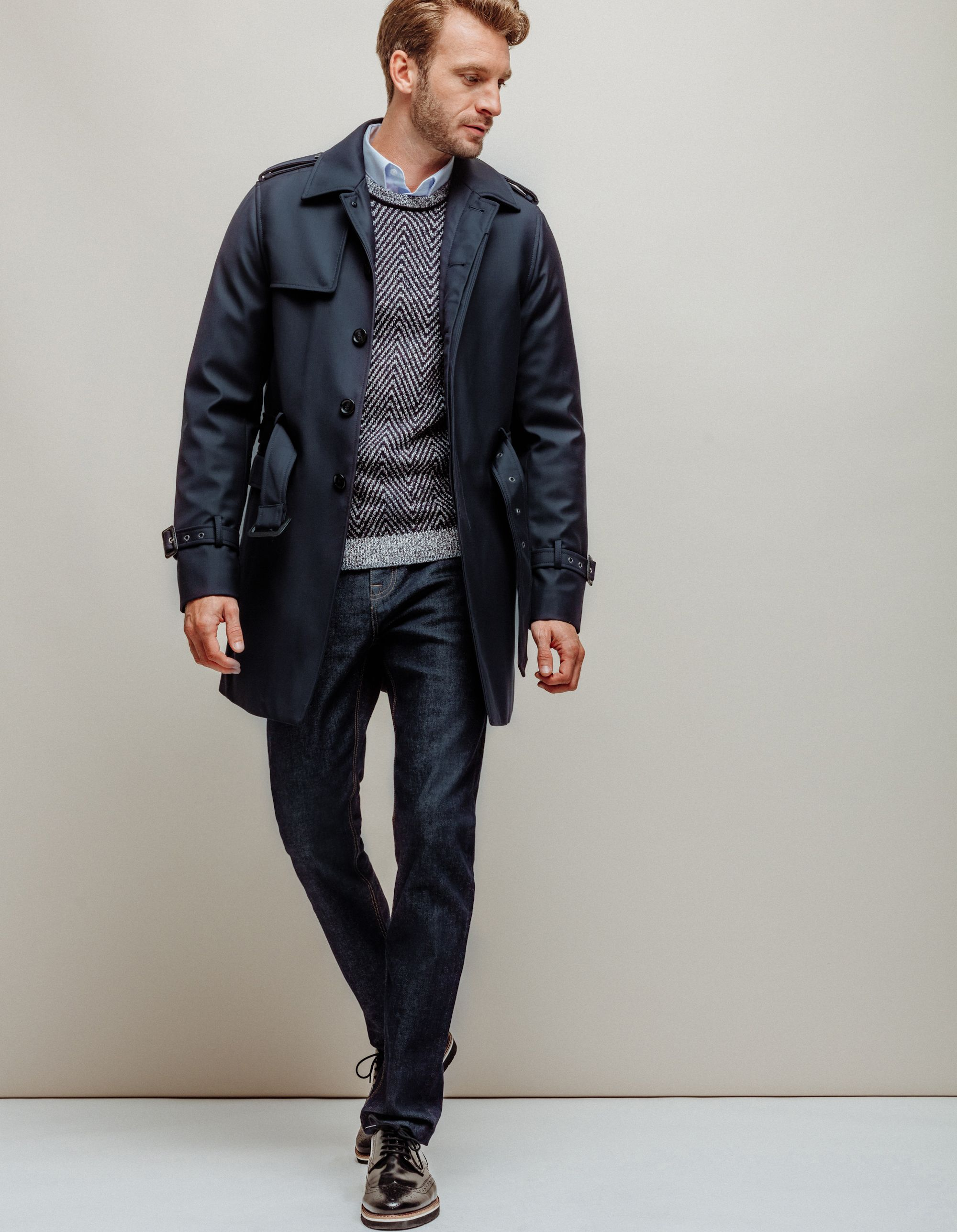 Homme Type Brice Mode Trench Trench Manteau Pinterest 8FROqvqW