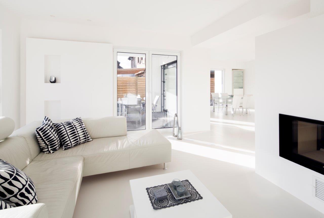 Ferreira | Verfürth Architekten - Wohnzimmer