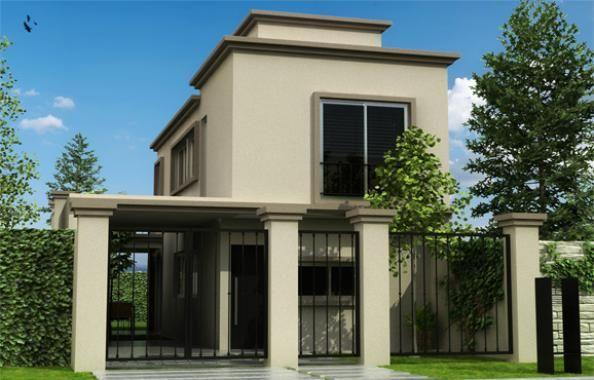 Resultado de imagen para planos procrear 2 plantas ideas for Modelos viviendas procrear