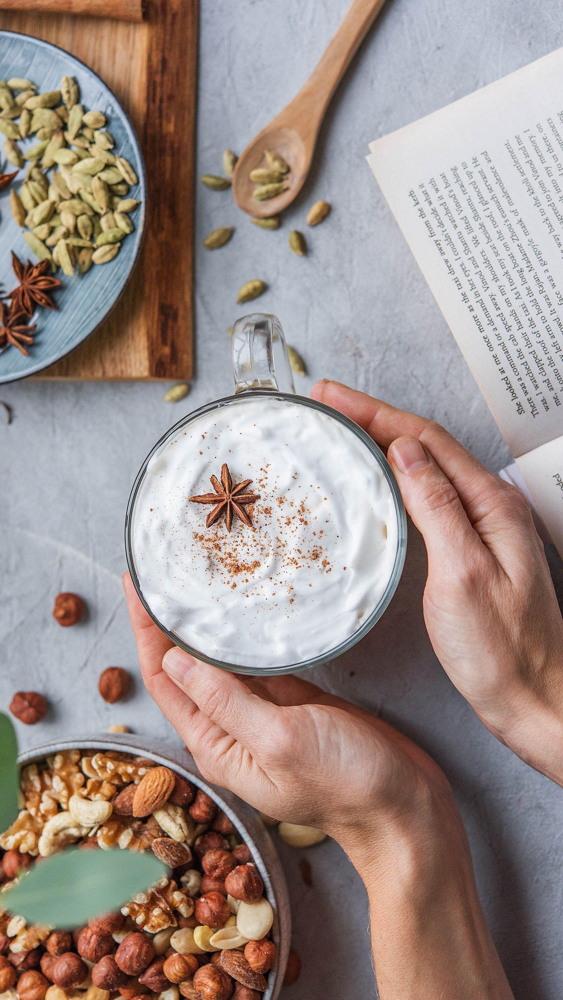 So könnt Ihr Chai Latte selber machen   HelloFresh Blog