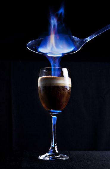История про гренландский кофе