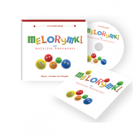 Melorymki To Niezwykły Projekt Znane Większości Dzieci