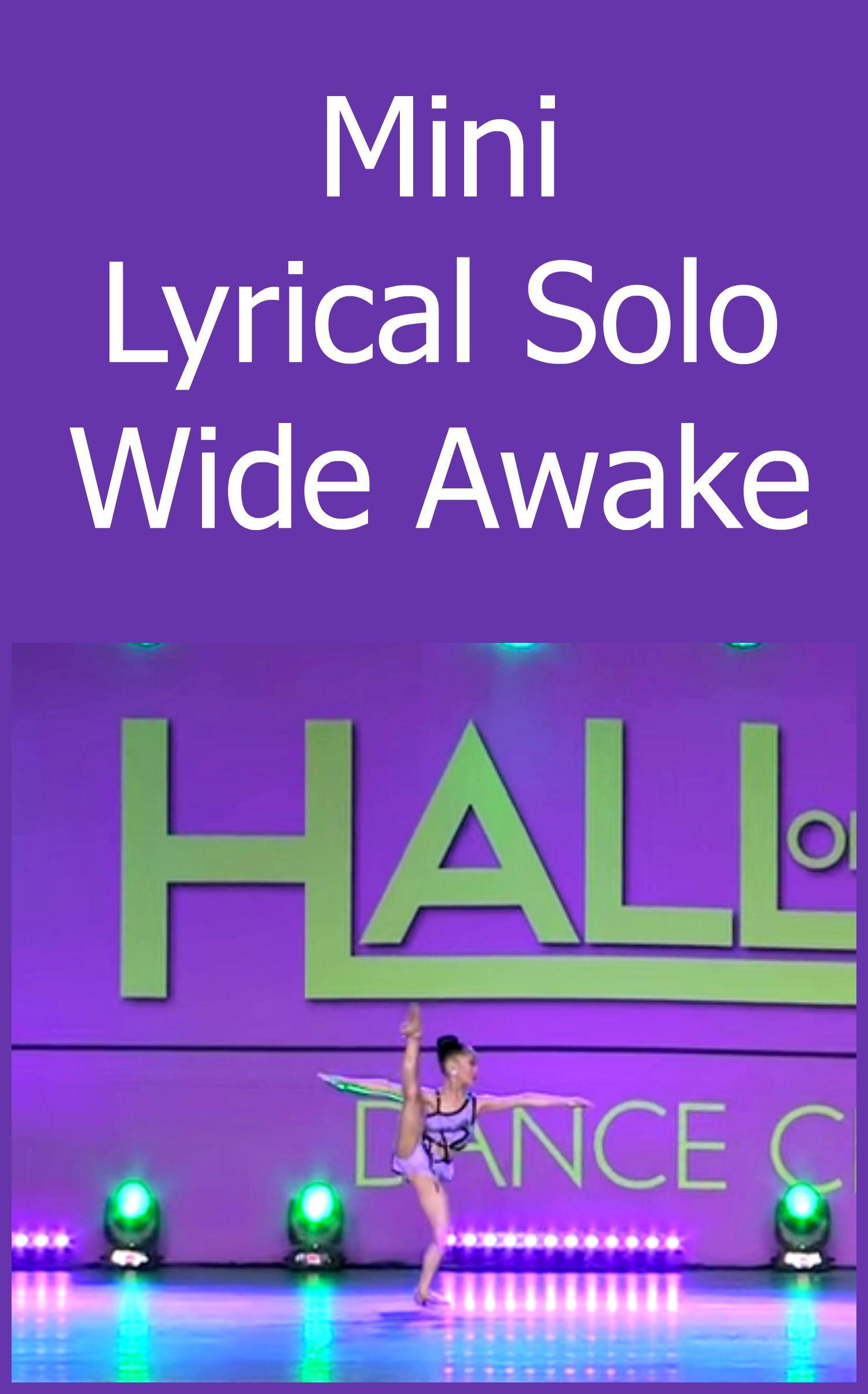 Mini+lyrical+solo+-+Calico+Reyes+-+Wide+Awake