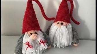 Lidia Crochet Tricot Youtube Navidad Amigurumi Crochet