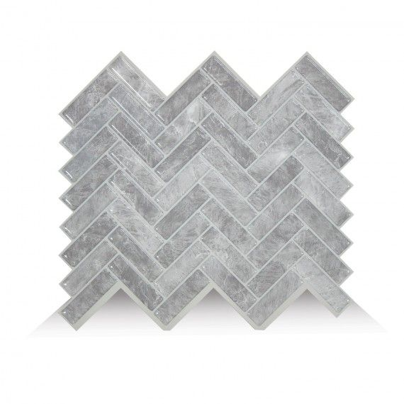 Peel and Stick Tile Stick on Tiles for Kitchen Backsplash Adhesive Wall Tiles 11.25x10 10 Sheets