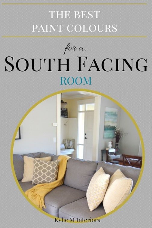 The Best Paint Colors For A South Facing Room Or Southern Exposure Bright Benjamin Moore