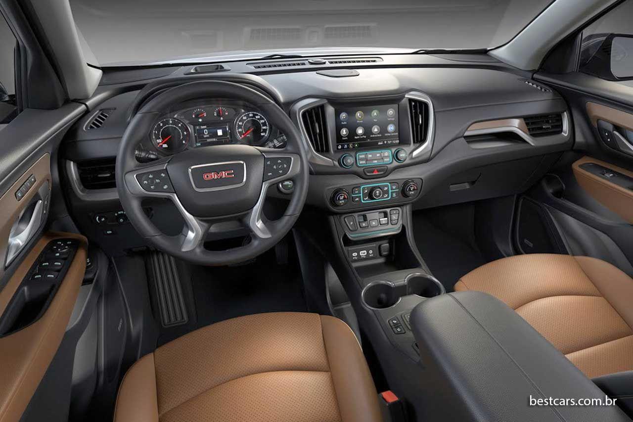 Chevrolet traverse e gmc terrain novos suvs da gm best cars