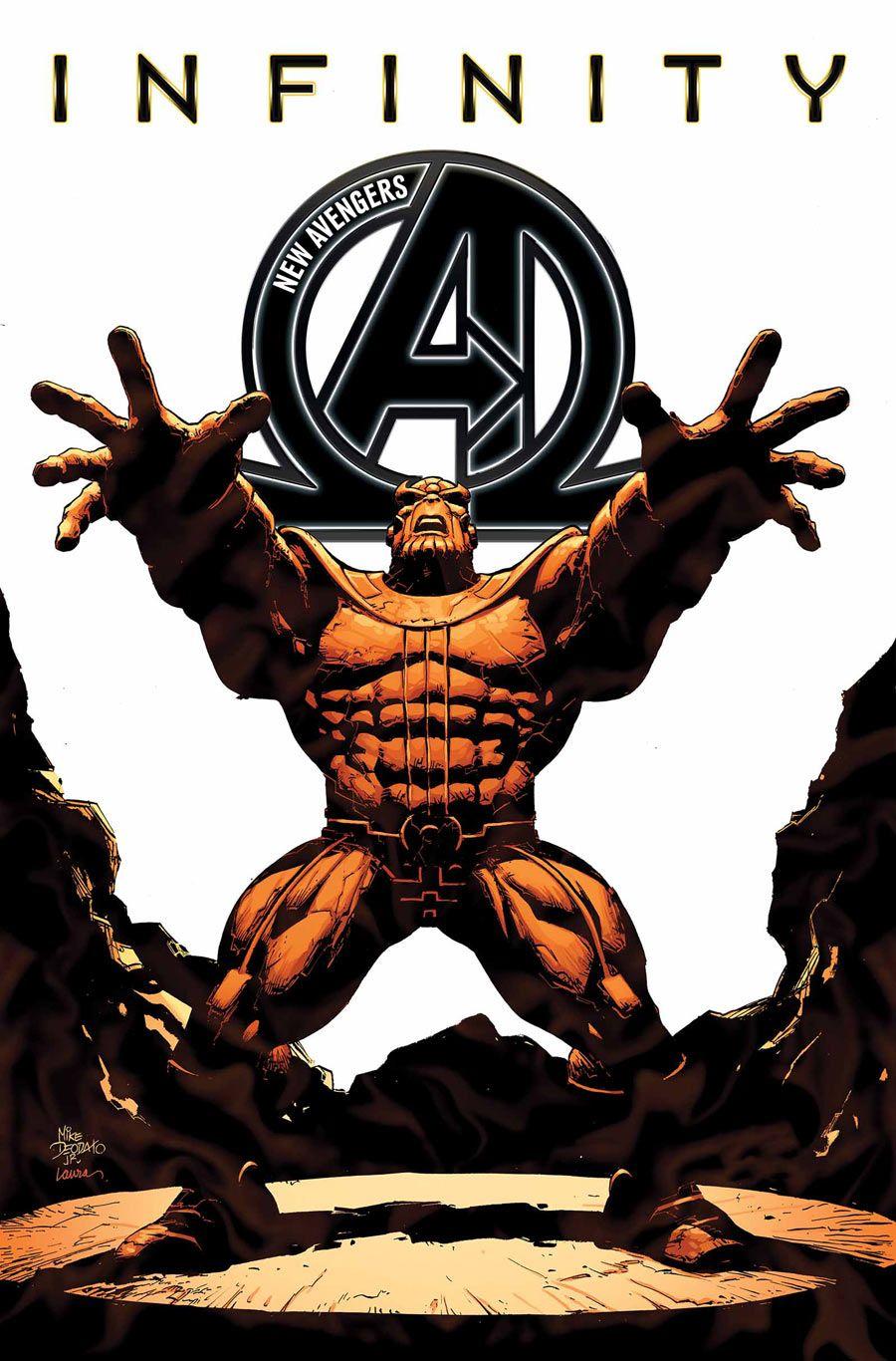 New Avengers ~ Mike Deodato Jr