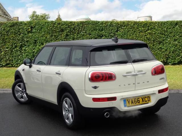 Mini Cooper D 20 Clubman Diesel Pepper White Mini Mini