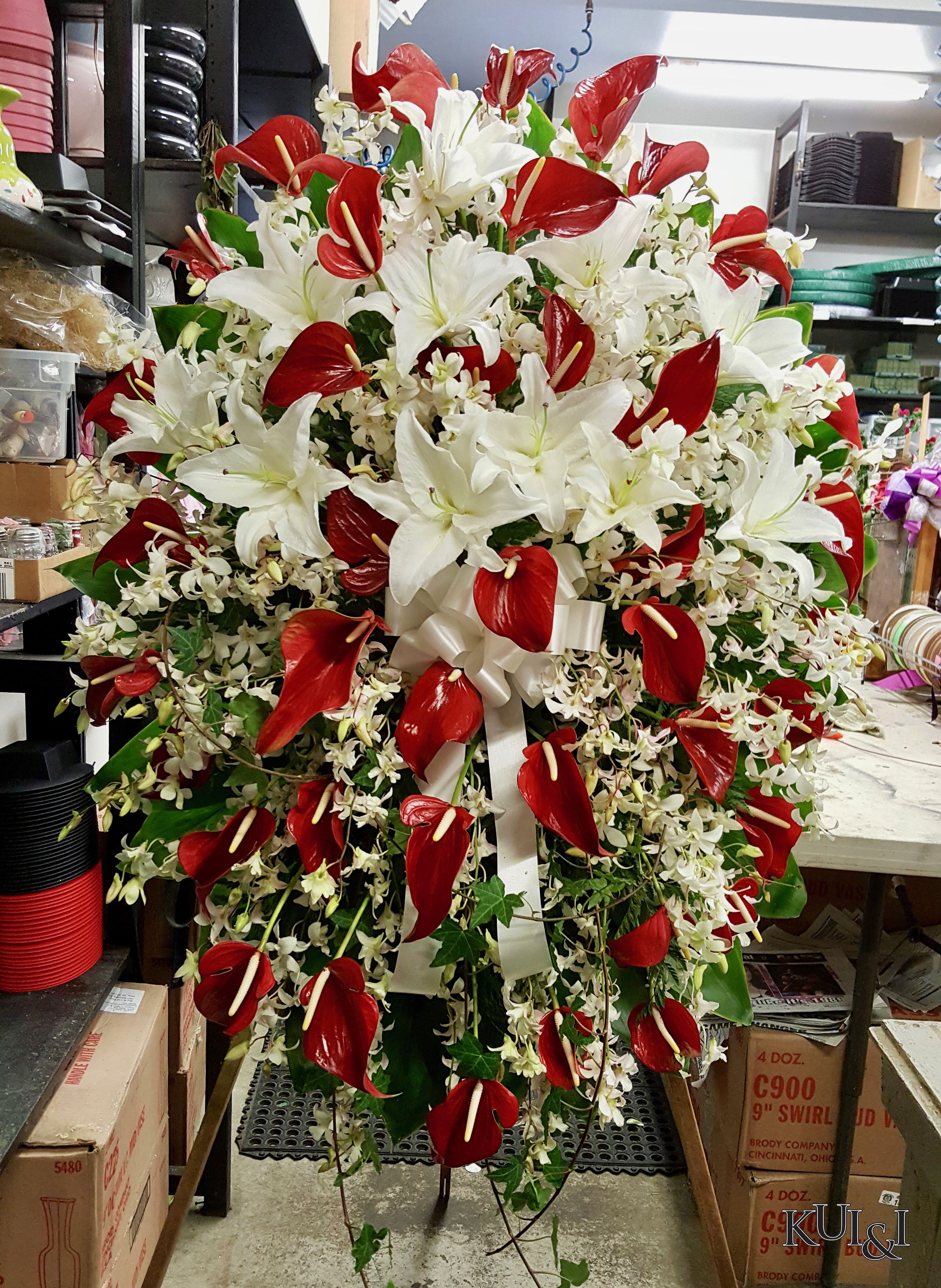 Pin By Patricia King Ballard On Funeral Flowers From Pinterest