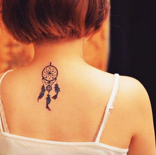 Resultado De Imagen De Tatuajes Pequeños Para Mujer Espalda