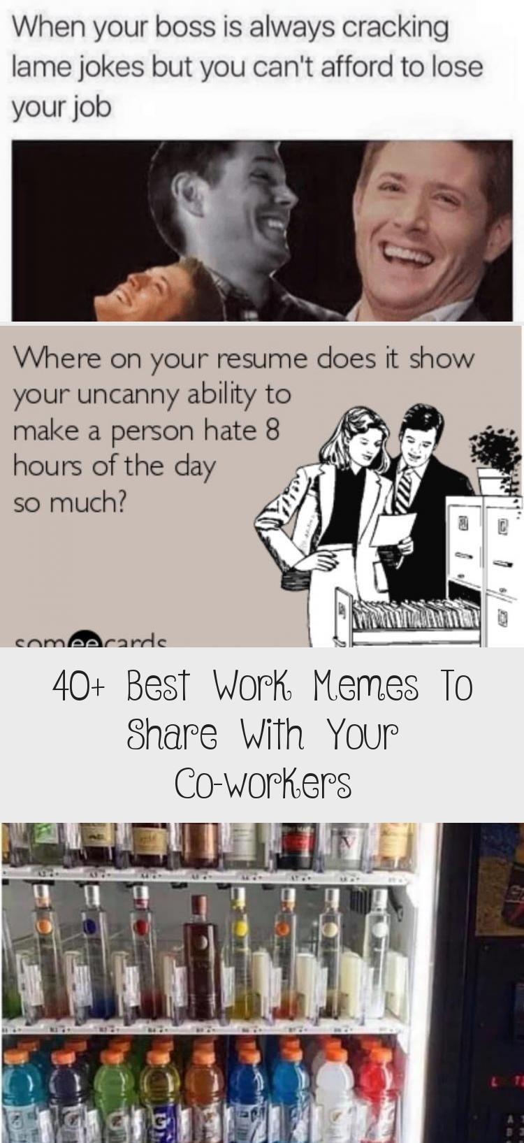 Missing Old Coworker Meme