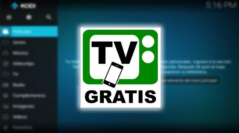 Cómo Instalar Addon Tv Gratis En Kodi Ver Listas De Canales De Tv Tv Canales Español Castellano