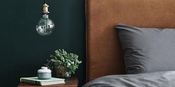 Idee decor: lampadari per la camera da letto www. Milano Design Week ...