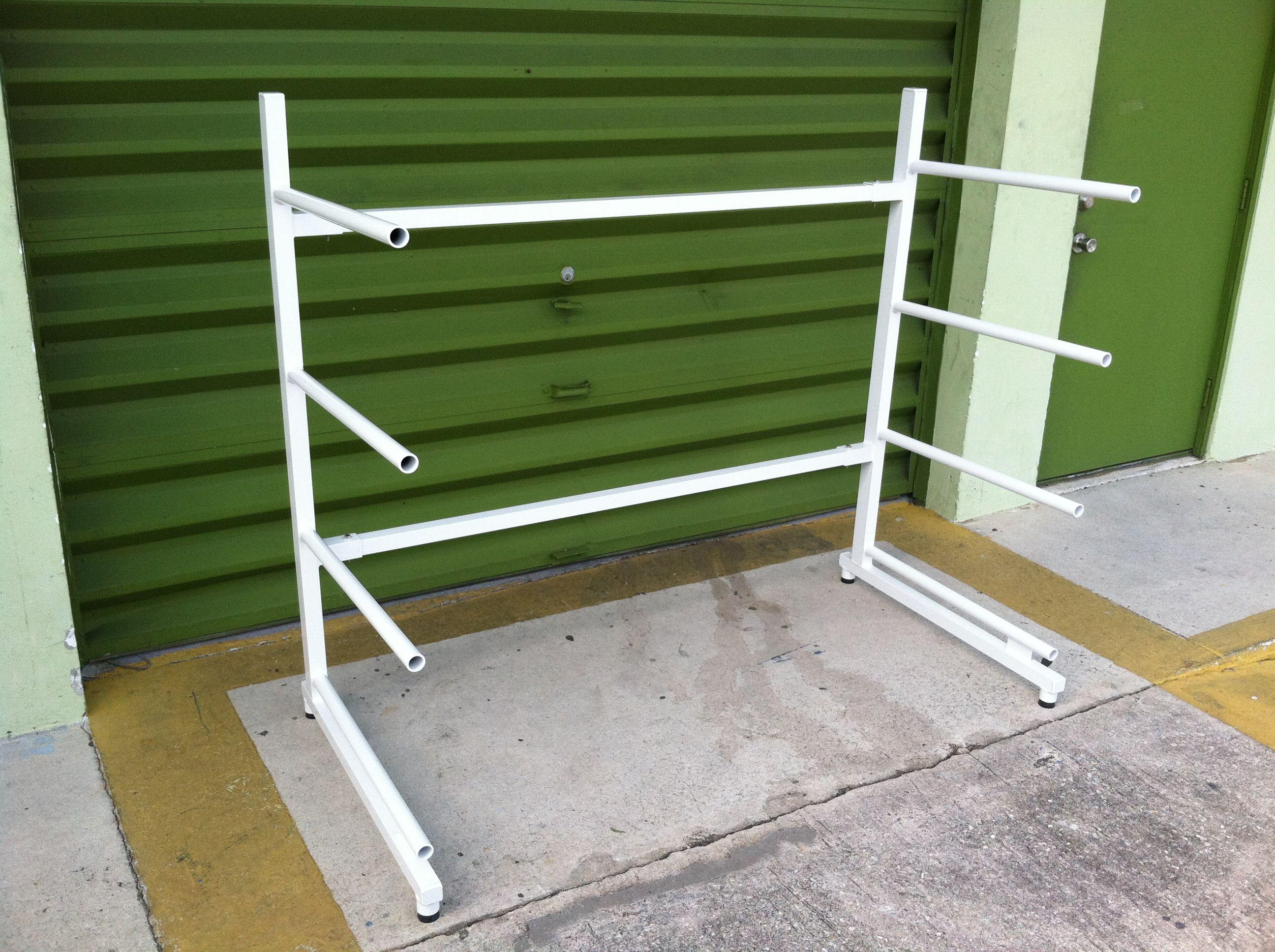 4 Board Freestanding Stand Up Paddle Storage Racks Atlanticaluminummarine Suprack Paddleboardrack
