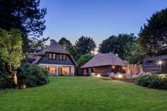 Villa te diepenveen friso woudstra architecten architectuur