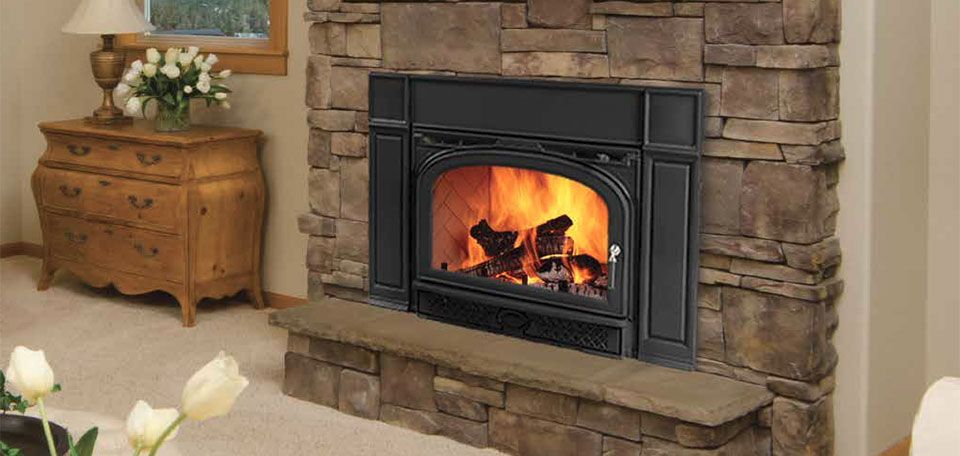 Montpelier Wood Burning Inserts By Vermont Castings Made In