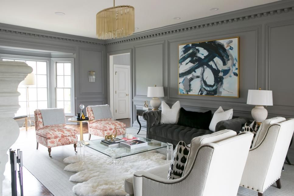 Trend Forecasting 2019 Colors Of The Year Hgtv Living Room Design Styles Living Room Designs Formal Living Rooms