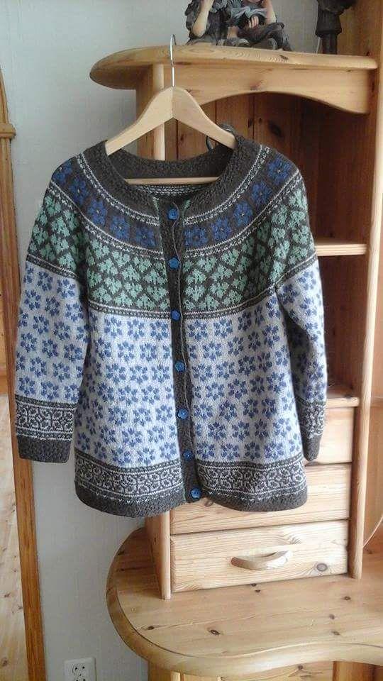 Photo of Scandinavian sweater