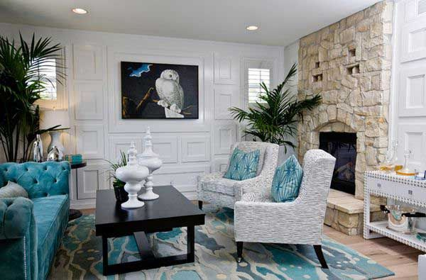 Teal Room Ideas Decorating Your