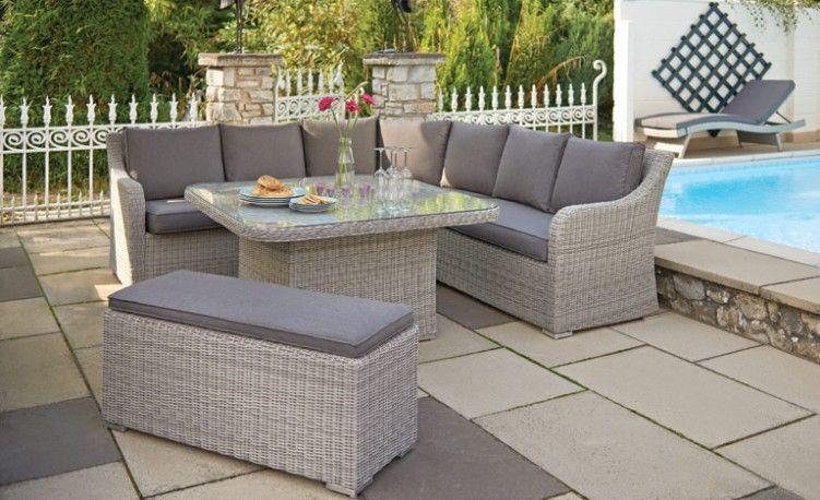 ibiza wit loungeset sfeerjpg 1025551 tuinsets tuinschilderijen pinterest - Garden Furniture Kettler